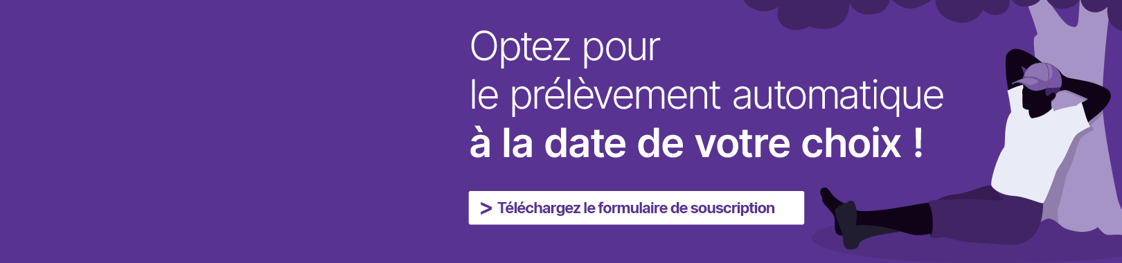Prélèvement automatique multi-dates